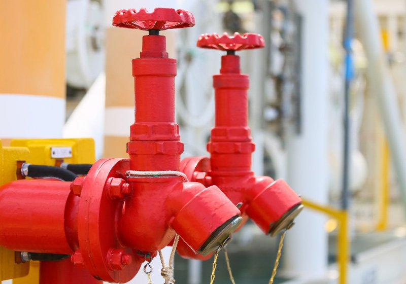 Redes de Agua Contra incendio